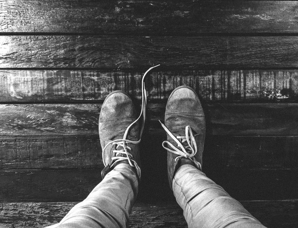 cipele pertle