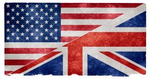 engleski zastava
