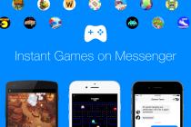 Facebook Messenger igrice dostupne svima!