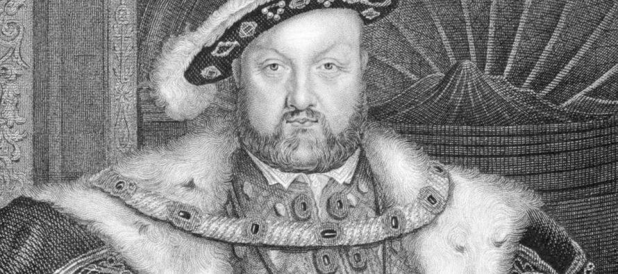 Na današnji dan rođen kralj Henri VIII