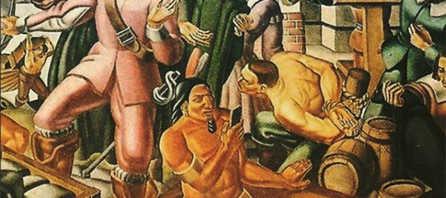 iPhone na muralu iz 1937. godine?