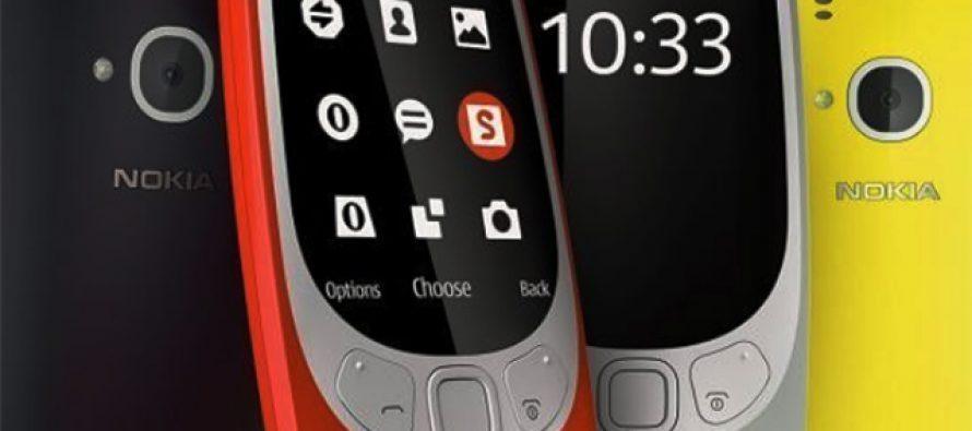Stiže moderna verzija popularne NOKIA 3310!