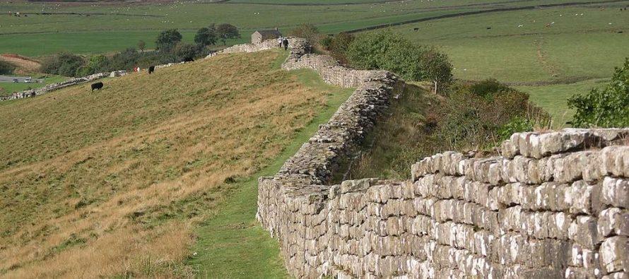 Na današnji dan počeo je da se gradi Hadrijanov zid