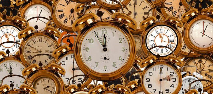 Računanje vremena kroz istoriju