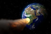 Kako bi izgledao udar ogromnog asteroida na Zemlju?