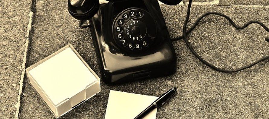 Kako je funkcionisao prvi telefon?