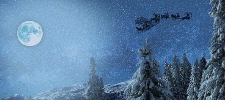 Praznična čarolija: MSS poklanja deci Deda Mraza i njegove sanke