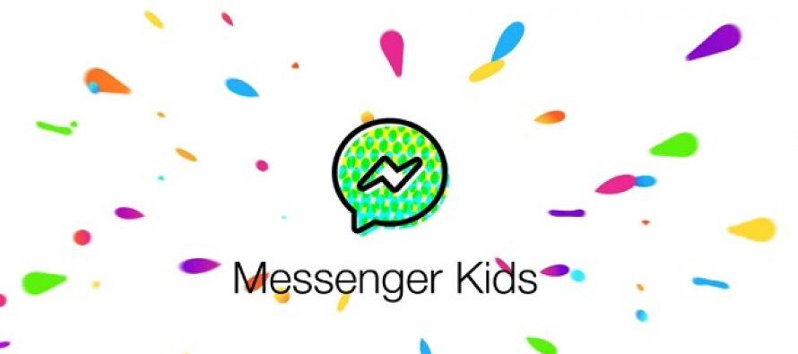 Fejsbuk uveo novine za decu: Predstavljamo vam Messenger Kids