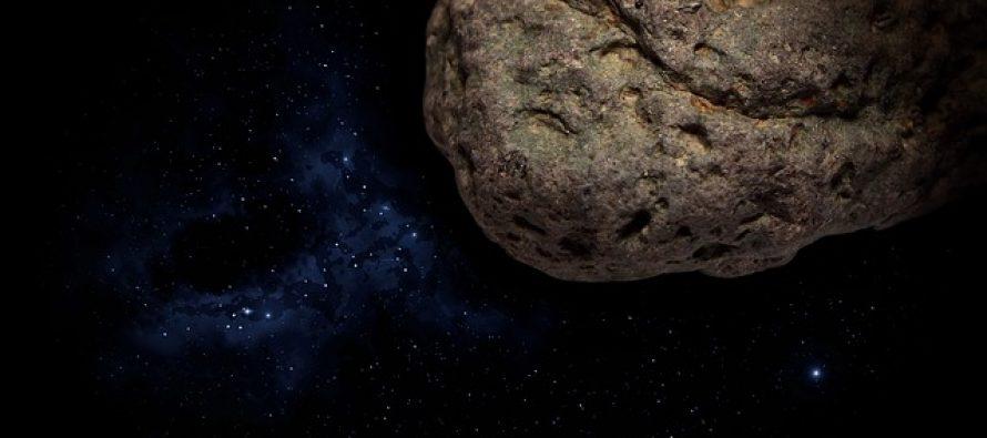 Asteroid veličine zgrade proleće kraj nas