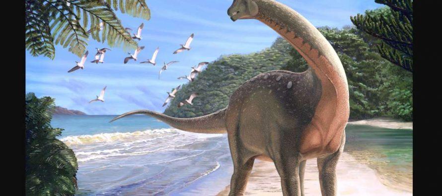 Najveći dinosaurus koji je ikada živeo na planeti