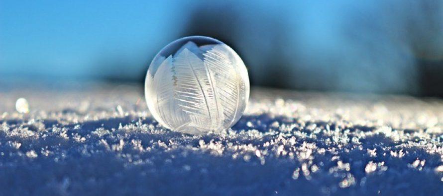"""Naučnici uspeli da veštački """"prizovu"""" sneg"""