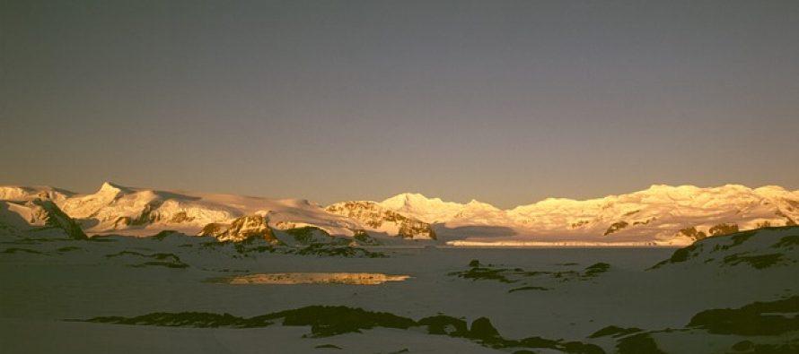 Ljudi misle da su otkrili NLO na ostrvu kod Antarktika