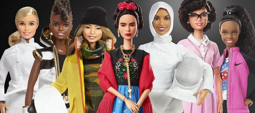 Matel odao počast ženama: Pogledajte najnovije Barbi lutke