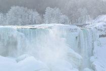 Kako se vodopadi zamrznu