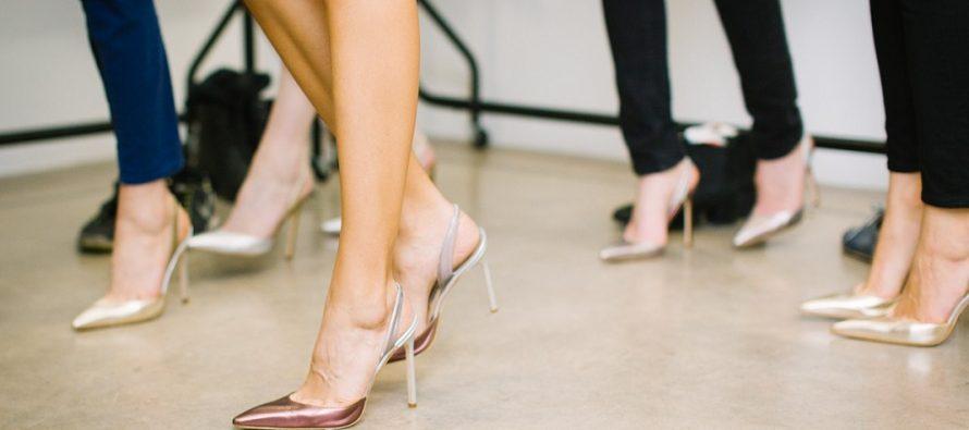 Kada su počele da se nose cipele na štiklu?