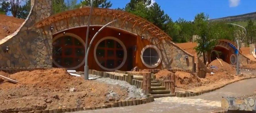 Novo hobit naselje u Turskoj