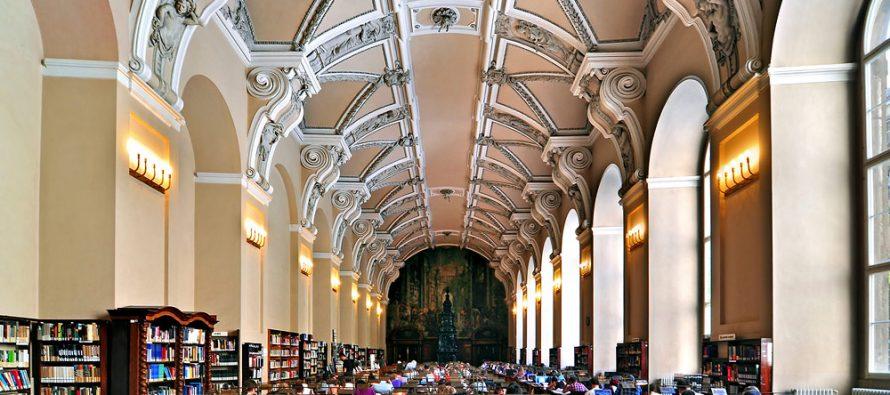 Ovo je najlepša biblioteka na svetu