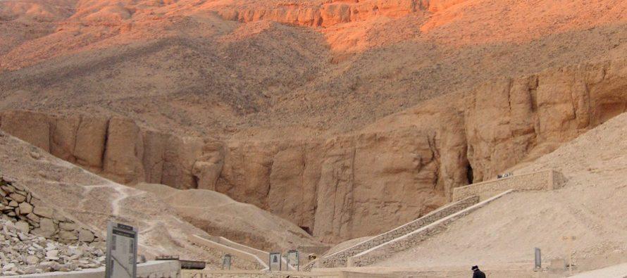 Otkrivena netaknuta drevna građevina u Egiptu!