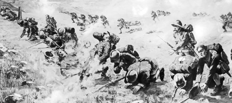 Na današnji dan otpočela ofanziva srpske vojske u Prvom svetskom ratu
