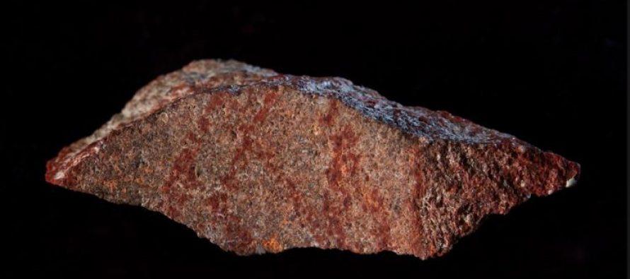 Arheolozi otkrili najstariji crtež!