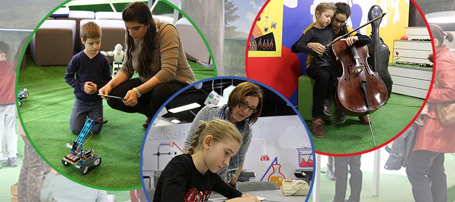 Radionice za decu od 5 do 12 godina: Prijavite se za BESPLATAN Porodični dan u Savremenoj