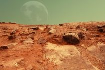 Otkriveni ostaci soli na Marsu