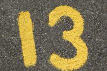 Zašto se ljudi toliko plaše broja 13?
