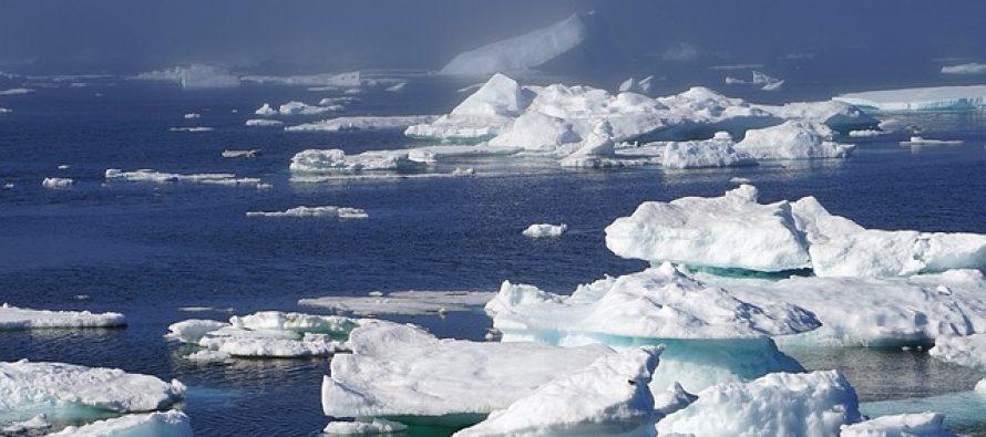 Na Grenlandu umesto snega pada kiša: Ubrzava se proces otapanja