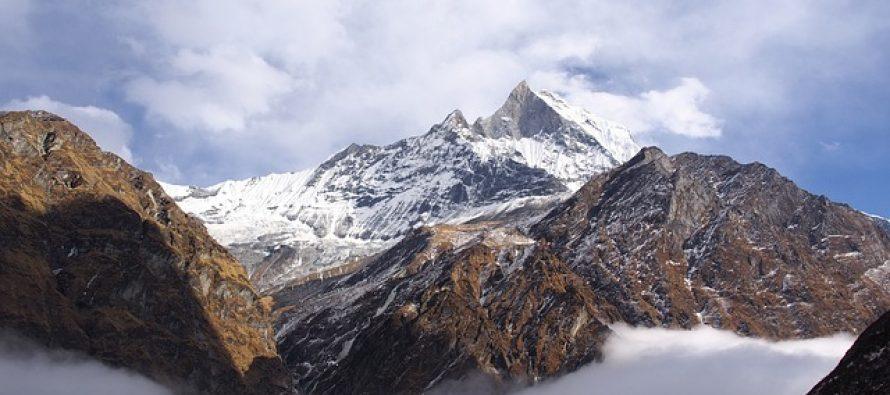 Šokantno: Ovako danas izgledaju Himalaji!