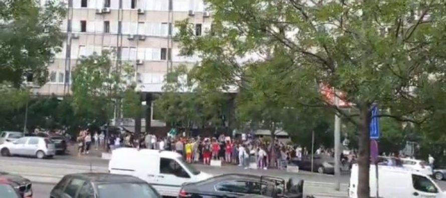 U Beogradu protest osmaka: Traže da se poništi završni ispit!