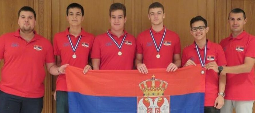 Mladi informatičari Srbije najbolji na Balkanu