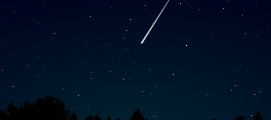 Pred kraj nedelje nas o čekuje kiša meteora