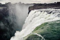 Viktorijini vodopadi presušili?