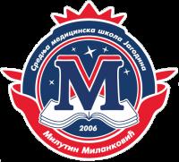 milutin milankovic jagodina logo