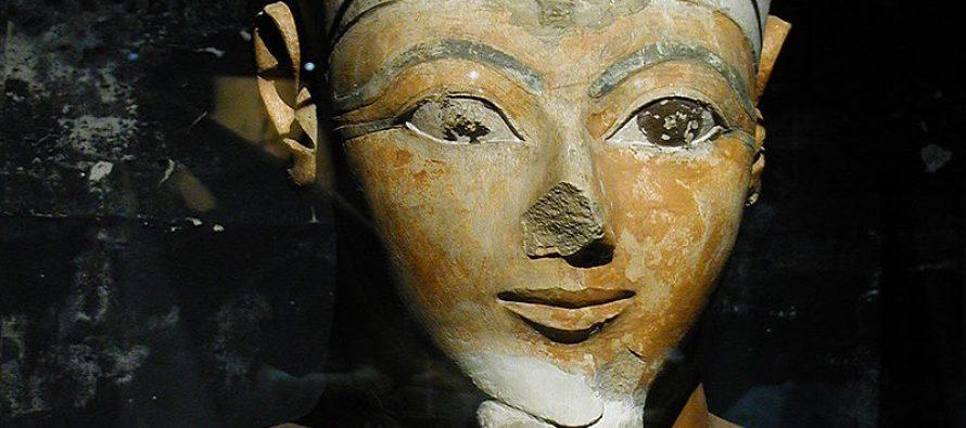Prva žena faraon