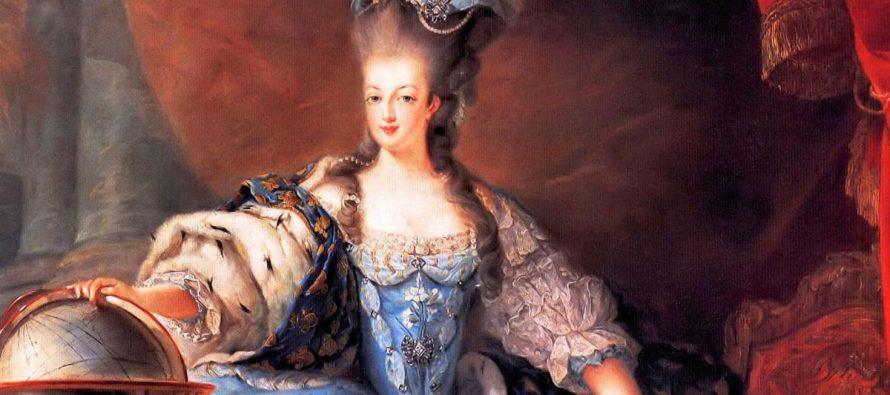 Istorijske činjenice o Mariji Antoaneti