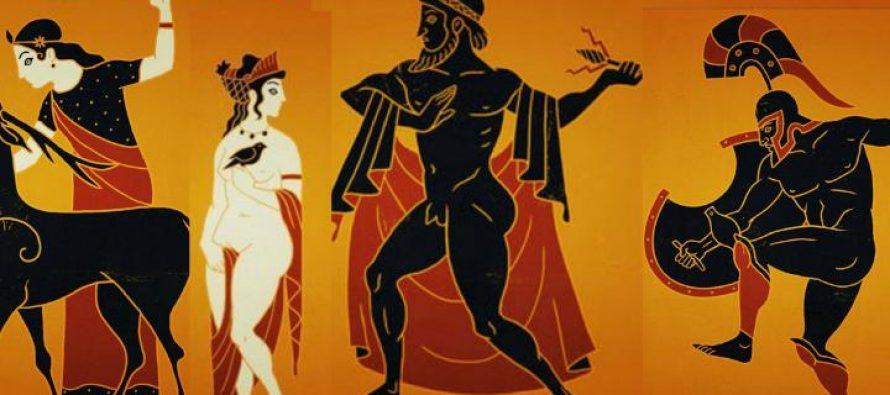 Zanimljivosti iz grčke mitologije – boginja Rea