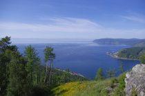 Bajkalsko jezero – plavo oko Sibira!