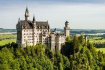 Dvorac iz Diznijevih crtanih filmova