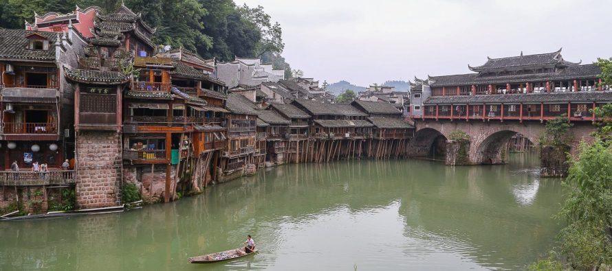 Grad zamrznut u vremenu – Fenghuang