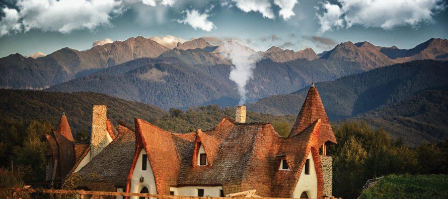 Dolina vila – Rumunija!