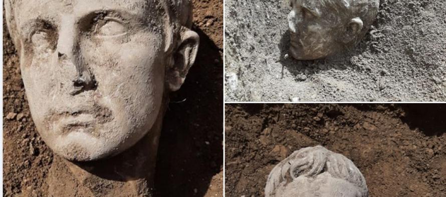 Otkriveni kipovi u Italiji i Srbiji