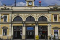 Stara i nova železnička stanica u Beogradu